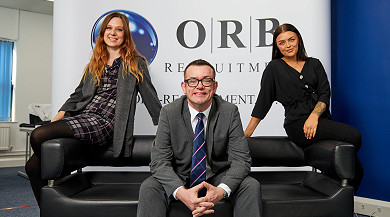 ORB welcomes three new team members to the team!